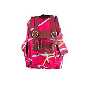 Asaan Buy Pink Backpack School Bag Notebook Bag Laptop Bag Travel Bag for School and College