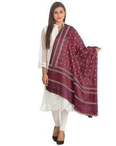 Multi Color Sindhi Ajrak Sl-002