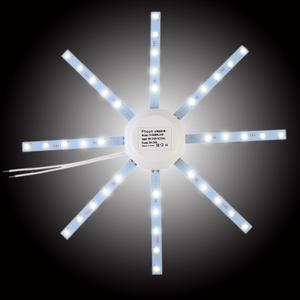 LED celling lamp 5730SMD white octopus Round kitchen lamp bedroom 20W
