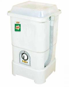 SA-210 - Automatic Washing Machine - 3 Kg - Grey