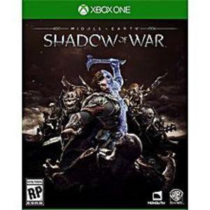 MicrosoftMiddle-Earth: Shadow Of War - Xbox One