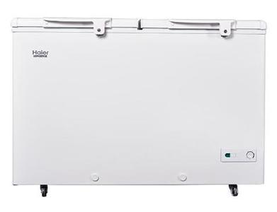 HAIER Double Door Inverter Deep Freezer - 385 Inverter