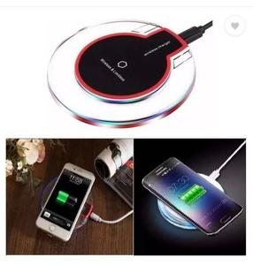 Wireless Charger Crystal Fantasy Universal Charging Pad