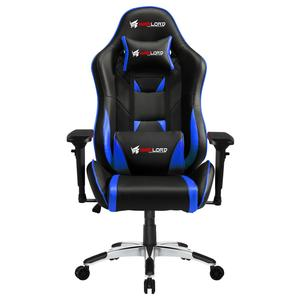 Warlord Phantom Gaming Chair - Black/Blue