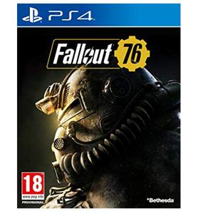 PLAYSTATION 4 DVD FALLOUT 76 PS4 GAME