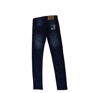 Chicago Jeans Kids Denim Jeans - Blue - Faded