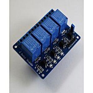 Arduino4 Channel Relay Module (Arduino And Raspberry Pi)