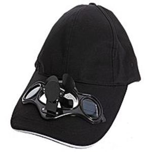 ImshoppingSummer Sport Outdoor Hat Cap With Solar Sun Power Cool Fan
