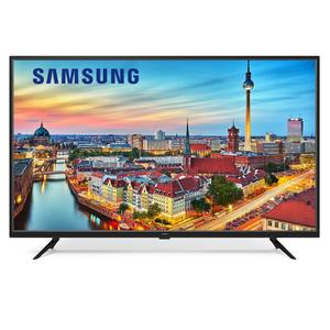 Samsung Electronics 43 Inch Uhd Led Flat Smart Tv 7 Series Nu7100 With - 2 Years Warranty - Free 64 Gb Usb And Wall Mount