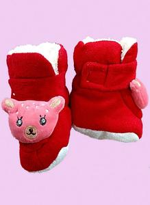 Baby Winter Collection Booties Soft Stuffed