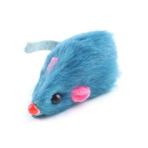 LALA Novel Pets Toys Mouse Shape Ball For Pets Running Catch Ability Training