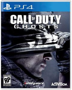 Sony Playstation 4 Dvd Call Of Duty Ghost Ps4 Game