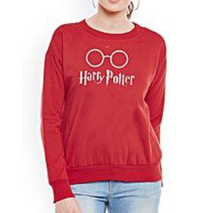 SA BazaarWomen HP Sweat Shirts