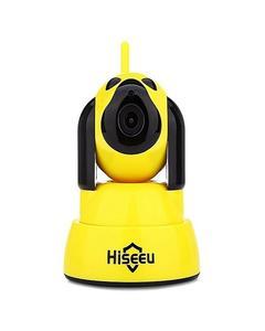 Fh4 Dog Type 720P Wifi Ir Led Indoor Ip Camera Eu Plug
