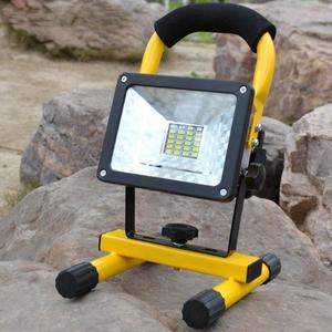 30W Portable Flood Light Powerful Waterproof Rechargeable 20 LED Tactical Camping Fishing Working Lamp Ourdoor Flashlight 18650