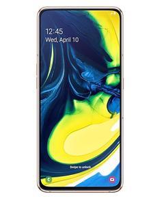 "Samsung Galaxy A80 - Display 6.7"" Slide pop-up Rotating Cameras 48+8+3 - RAM 8GB ROM 128GB - Battery 3700 mAh"
