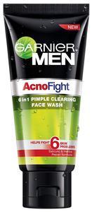 Garnier Men Acno Fight Facewash 100ml