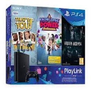 PlayStation 4 500GB PlayLink with 3 games