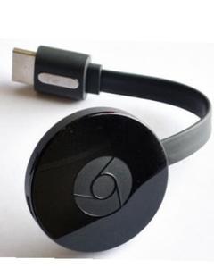 Google Chrome Cast Black