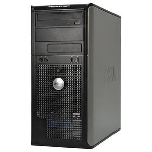 Dell Optiplex 755 Tower 4 GB Ram 320GB HDD - Silver & Black