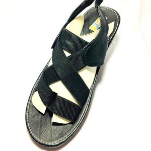 50% OFF New Sports Stylish Women's Black Sandal With Straps for Style & Comfort (Same Product Will Deliver)