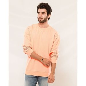 Styleo Plain Round Neck Sweat t-shirt for men