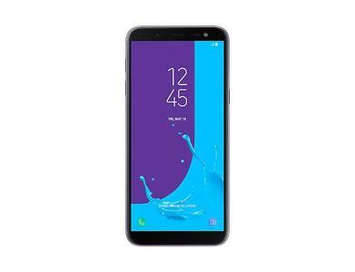 "Samsung Galaxy J6 - 5.6"" - 3GB RAM - 32GB ROM - Lavender/Black"