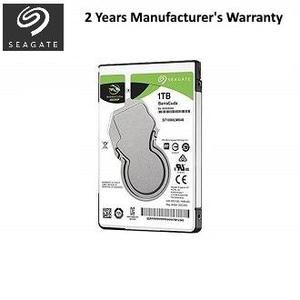 Seagate BarraCuda - 1TB External HDD Storage - 5400 rpm