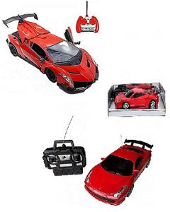 Planet X Planet X Rc Ferrari Car - Red