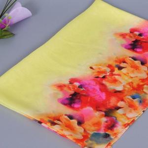MissFortune Fashion Women Long Print Scarf Wrap Ladies Shawl Large Silk Scarves