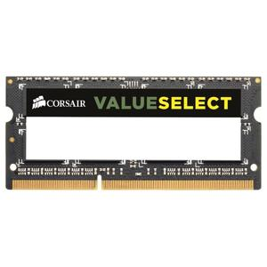 CORSAIR Value Select Memory 8GB (1 x 8GB) DDR3 SODIMM for Laptop