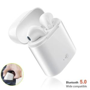 Felkin i7S TWS Wireless Bluetooth Headphone Bluetooth Earphone with Charging Box Bluetooth Headset for iPhone