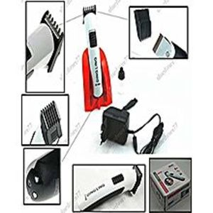 Dingling Rf-606 Wireless Titanium Rechargeable Electric Hair Trimmer Hair Clipper