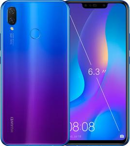 "Huawei Nova 3I Mobile Phone - 6.3""; Full View Display 4Gb-Ram, 128Gb Rom, 4 Cameras"