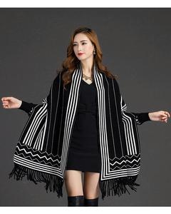 Black Shawl For Women
