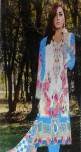lilen 3 piece suite for women with ( woolen printed shawl)