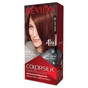 Color Silk 3D Technology USA For Men and Women No 31 Dark Auburn