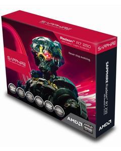 R7 250 - Graphic Card - 2 GB - GDDR3