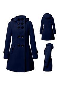 Ladies Button up coat  Mesurement  Chest 20  Length 33  Fabric  Fleece