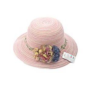 Get StyleMs. Sen Department of sweet flowers sun rose hat 44376-Pink