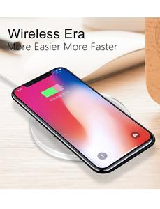 Qi Wireless Standard Charger For Iphone & Samsung