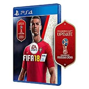Electronic Arts PlayStation 4 FIFA 18 World Cup