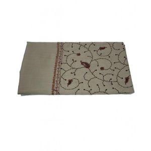 DesiBazaar Winter Handmade Woolen Shawls for Women - HWS-013