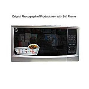 PEL PMO 30 ''Silver line Series'' 30 Liter - Grill Microwave Oven - Silver