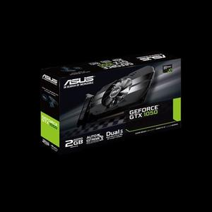 ASUS Phoenix GeForce® GTX 1050 2GB GDDR5 is the best for compact gaming PC build
