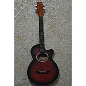 "Alif Laam MeemAcoustic Guitar NIKKO Brand 40"""