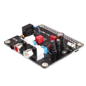 1Pc HIFI DAC Audio Sound Card Module Board For Raspberry Pi B+ 2 B DIY