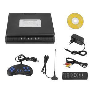 FJD-750 7-Inch TFT LCD Screen DVD Player 270 Degrees Swivel Digital EVD
