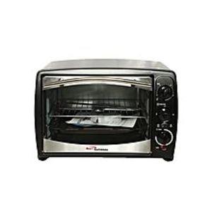 Gaba NationalGN-1523 Electric Oven - Oven Toaster, Rotisserie & Bar B Q- Black