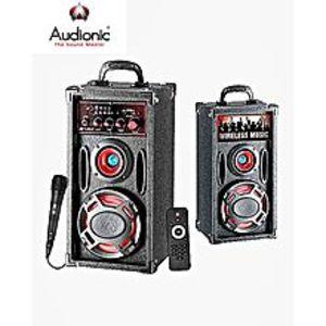 AudionicClassic Bt-150 Wireless Music Speaker - Black (1 Year Brand Warranty)